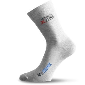 XOL 800 trekking socks with silver